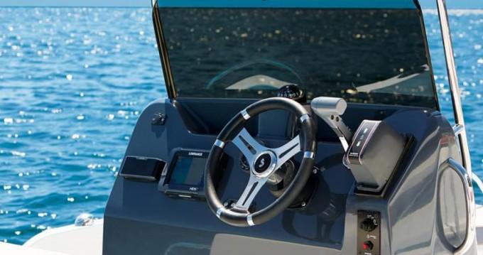 Barca a motore a noleggio a Le Croisic al miglior prezzo