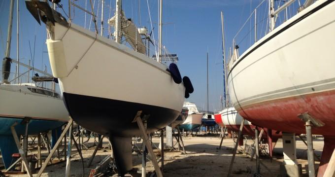 Noleggio Barca a vela con o senza skipper Jeanneau a Port-de-Bouc