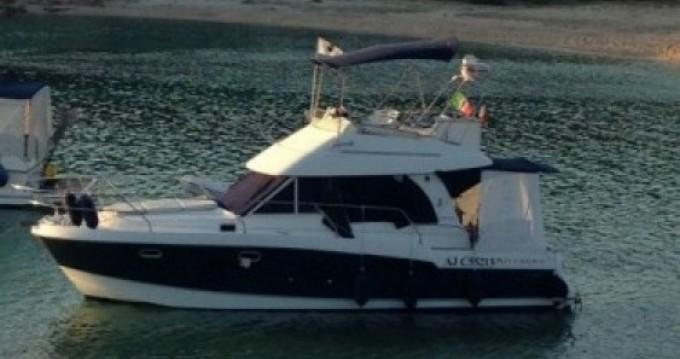 Bénéteau Antares 980 tra privati e professionisti a Ajaccio