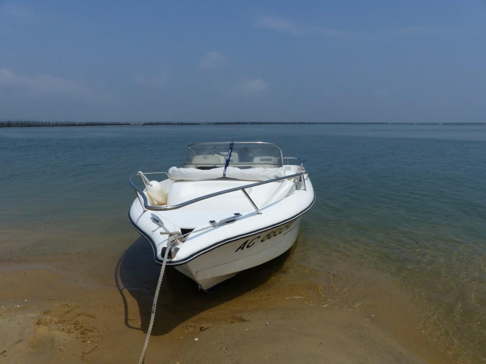 Noleggio yacht Arcachon - Ocqueteau Olympic 565 su SamBoat