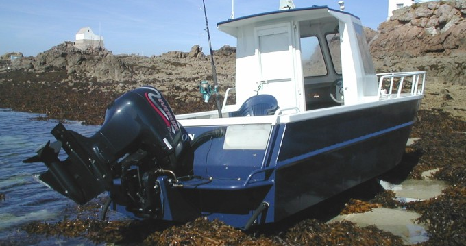 Noleggio Barca a motore a Pirou – Gosselin GP720