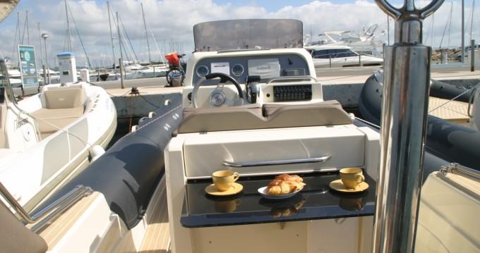 Noleggiare una Italboats STINGHER 27 GT a Hyères
