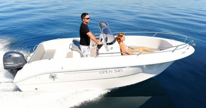 Noleggio yacht a Anglet – Pacific Craft Pacific Craft 545 Open su SamBoat
