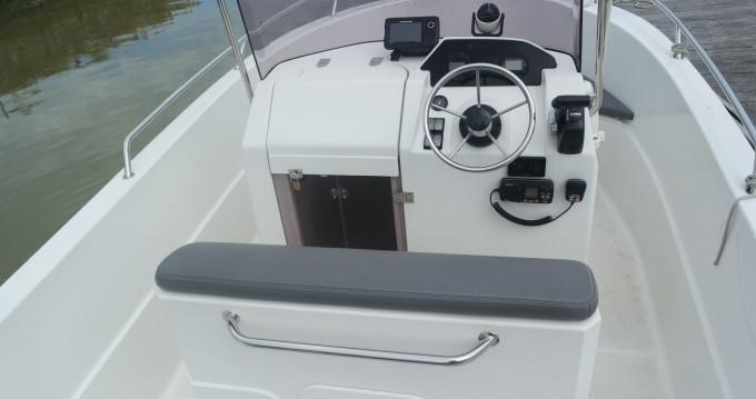 Noleggio Barca a motore a Anglet – Pacific Craft Pacific Craft 545 Open