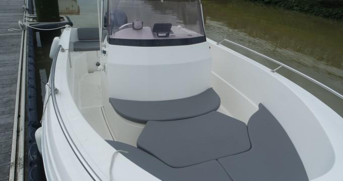 Noleggio Barca a motore con o senza skipper Pacific Craft a Anglet