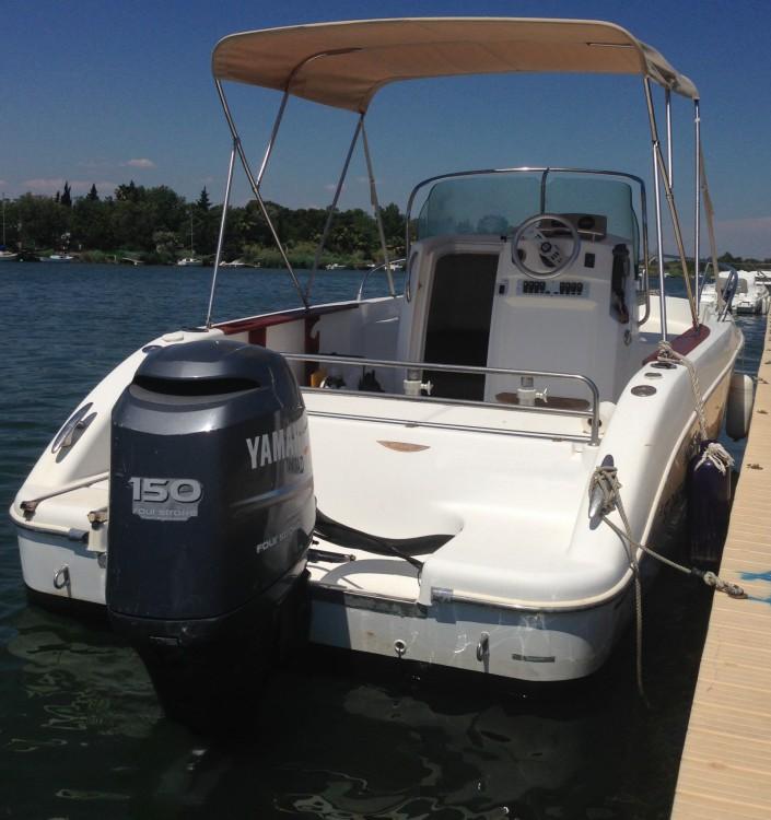 Noleggiare un'Sessa Marine Key Largo 22 Deck Agde