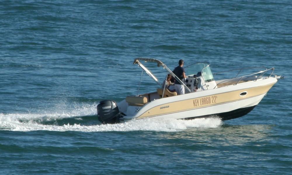 Noleggio barche Agde economico Key Largo 22 Deck