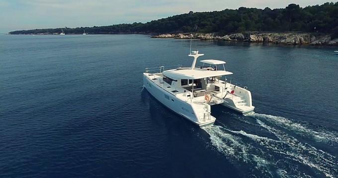 Noleggio barche Lagoon Lagoon 40 Motor Yacht a Cannes su Samboat