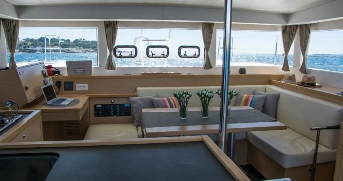 Noleggio barche Cannes economico Lagoon 40 Motor Yacht