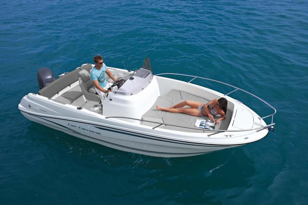 Noleggio barche Lège-Cap-Ferret economico Cap Camarat 650