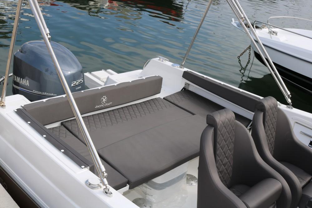 Noleggio yacht Hyères - Pacific Craft North Shore su SamBoat