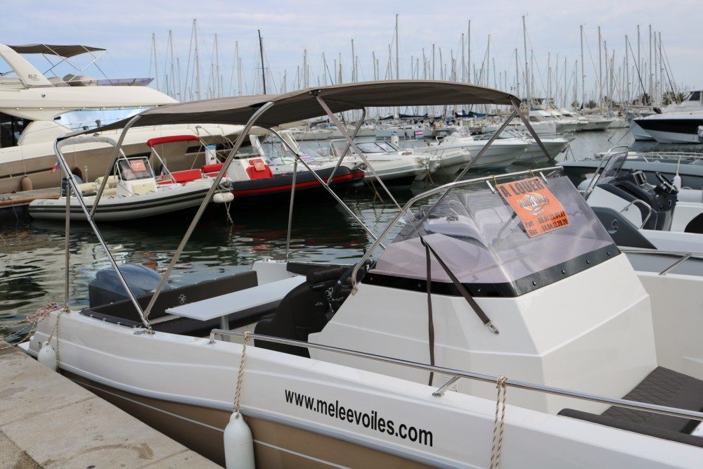 Noleggio barche Pacific Craft North Shore Hyères su Samboat