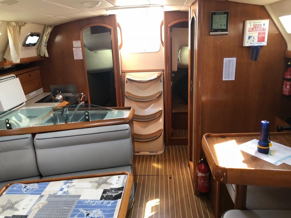 Noleggio Barca a vela con o senza skipper Jeanneau Quiberon