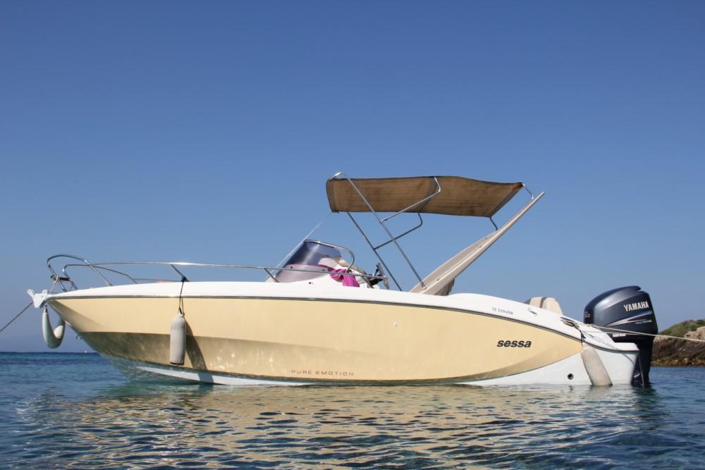 Noleggio barche La Seyne-sur-Mer economico Key Largo 24