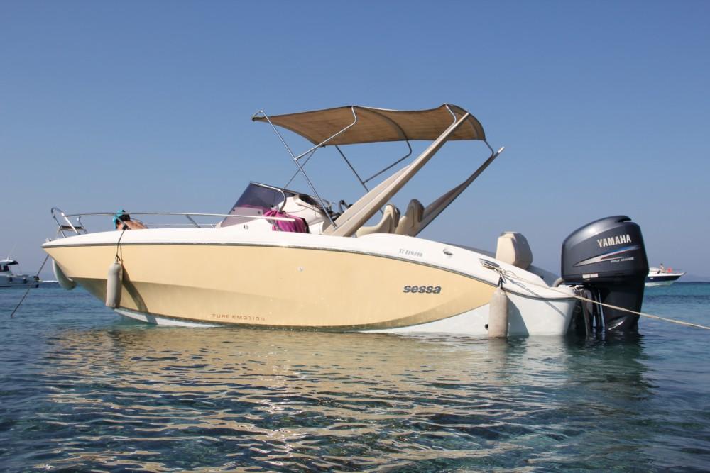 Noleggio yacht La Seyne-sur-Mer - Sessa Marine Key Largo 24 su SamBoat