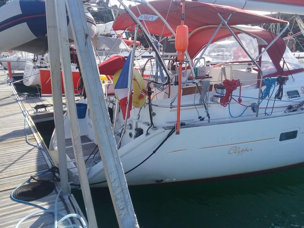 noleggio Barca a vela Carentan-les-Marais - Bénéteau Oceanis 41.1