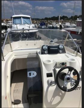 Noleggio Barca a motore a Piriac-sur-Mer – Quicksilver Quicksilver 675 Open Activ