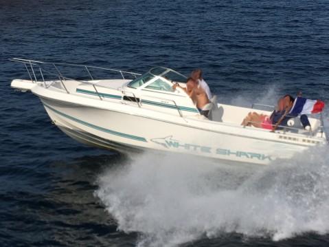 Noleggio yacht a Bénodet – White Shark White Shark 237 su SamBoat