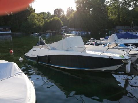 Noleggio Barca a motore con o senza skipper Quicksilver a Excenevex