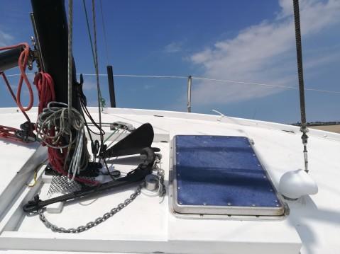 Noleggio Barca a vela con o senza skipper Stéphan a Agon-Coutainville