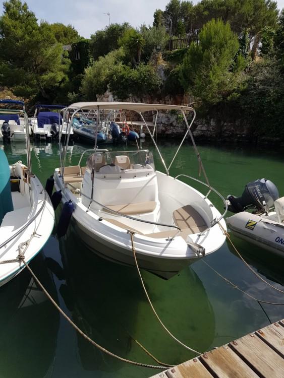 noleggio Barca a motore  - Jeanneau Cap Camarat 5.5 CC Serie 2