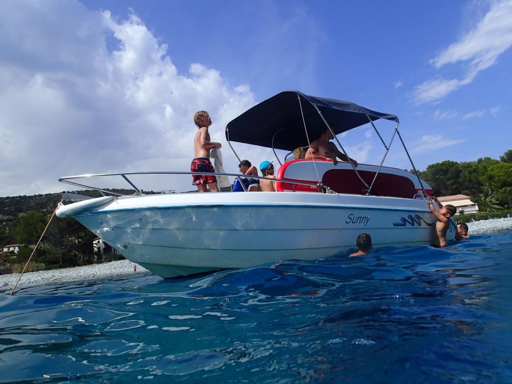 Noleggio barche Mandelieu-la-Napoule economico sunny