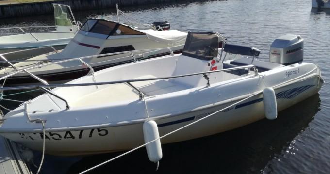 Noleggio barche Aquamar Aquamar 17 a Lacanau su Samboat