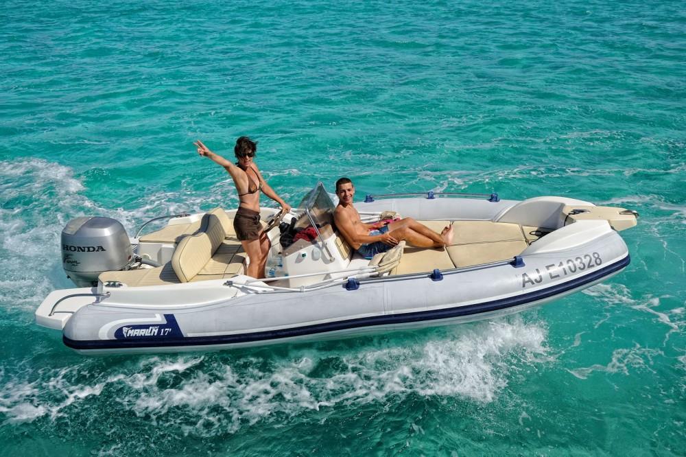 Noleggio barche Porto-Vecchio economico Marlin Boat 17 FB