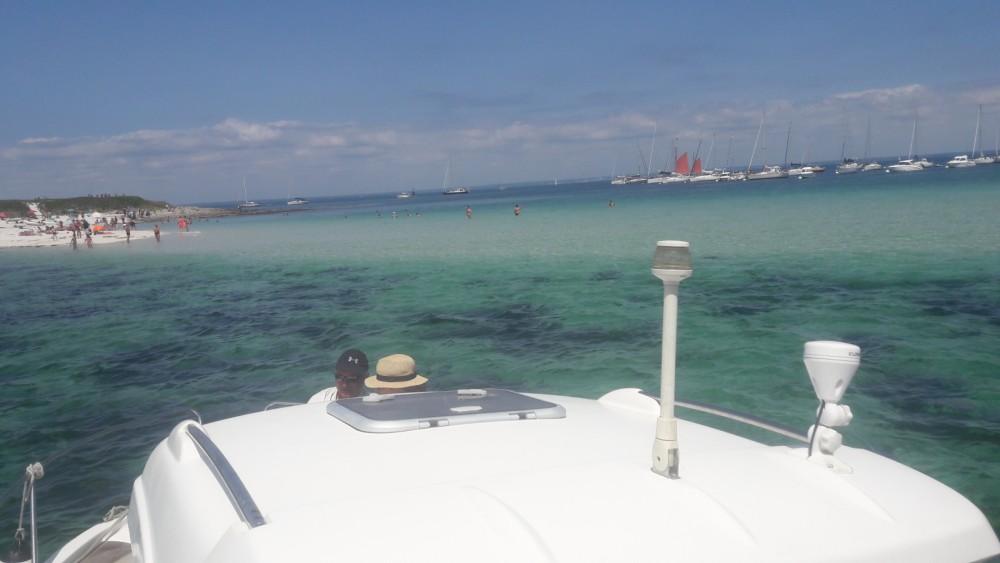 noleggio Barca a motore Loctudy - Bénéteau Antares 620 Fishing