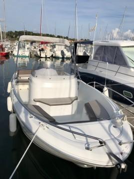 Noleggio Barca a motore con o senza skipper Jeanneau a Pornic