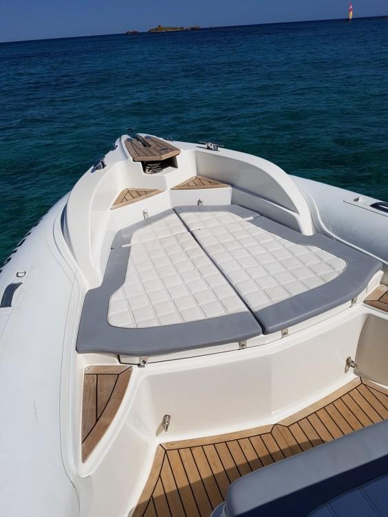 Marlin Marlin Boat 274 tra personale e professionale Porto-Vecchio