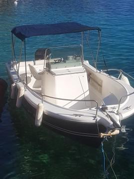 Noleggio Barca a motore a Marseille – White Shark White Shark 205