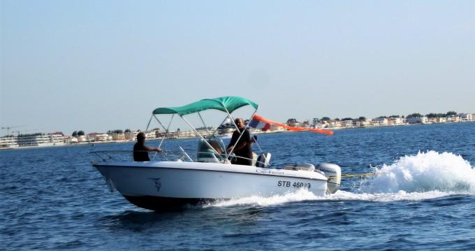 Noleggio barche B2 Marine Cap Ferret a Palavas-les-Flots su Samboat
