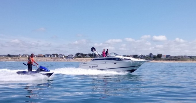 Noleggio yacht a Barneville-Carteret – Bayliner Cierra 2855 su SamBoat