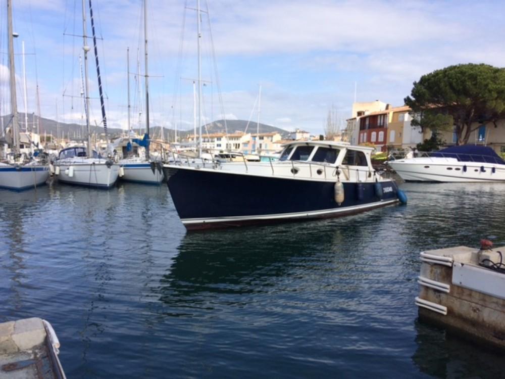 Noleggio Barca a motore con o senza skipper Egemar Sainte-Maxime