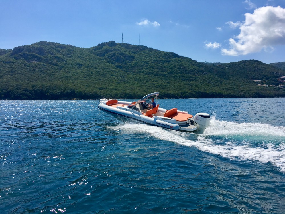 noleggio Gommone Porto-Vecchio - Marlin Marlin Boat 24SR