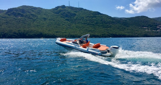 Noleggio barche Porto-Vecchio economico Marlin Boat 24SR