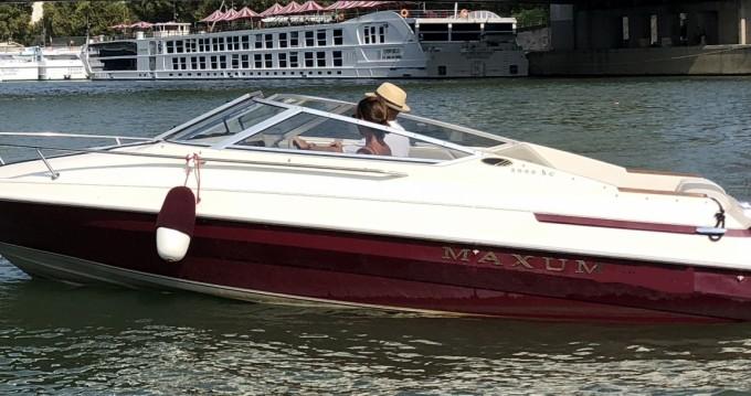 Noleggio Barca a motore con o senza skipper Maxum a Sèvres