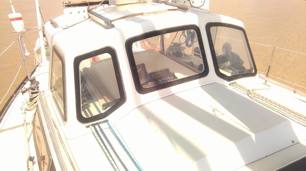 Noleggio yacht Rochefort - Dufour Dufour 3800 su SamBoat