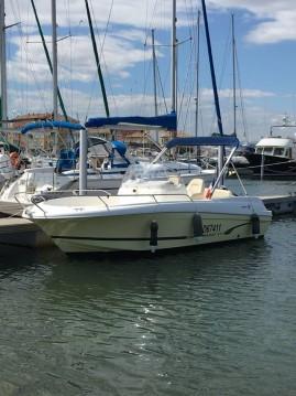 Noleggio barche Jeanneau Cap Camarat 635 Style a Carry-le-Rouet su Samboat