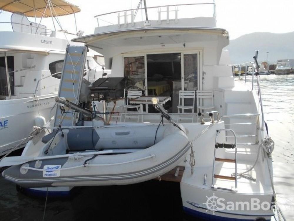 Noleggio barche Fountaine Pajot Highland 35 Saint-Florent su Samboat
