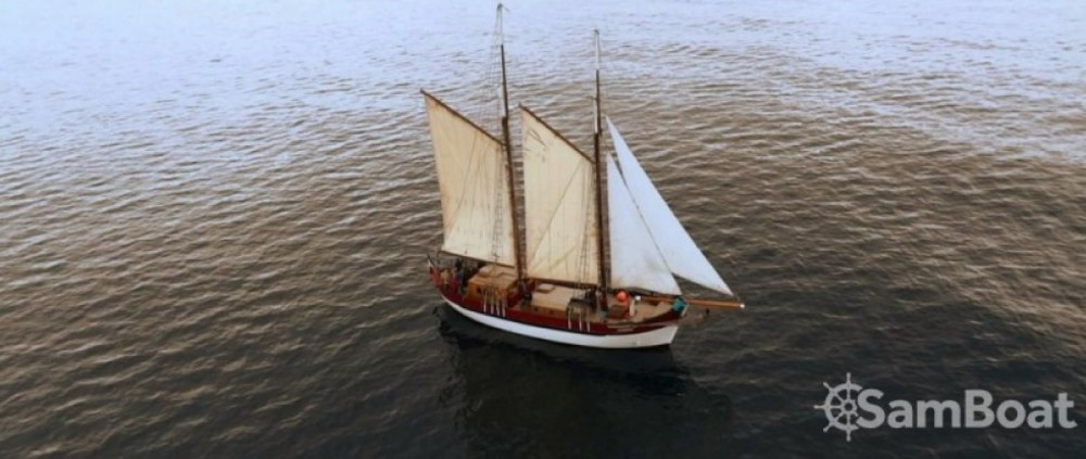 noleggio Barca a vela Marsiglia - Chantier-Brauer-Hambourg GOELETTE