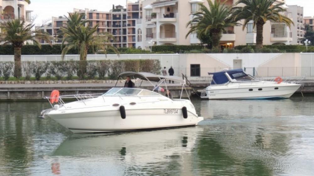 Noleggio barche Mandelieu-la-Napoule economico Sea Ray 260 Sundancer