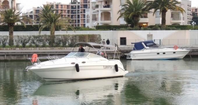 Noleggio Barca a motore a Mandelieu-la-Napoule – Sea Ray Sea Ray 260 Sundancer