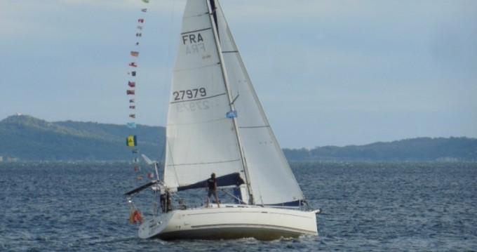 Noleggio Barca a vela a La Seyne-sur-Mer – Dufour Dufour 40 Performance