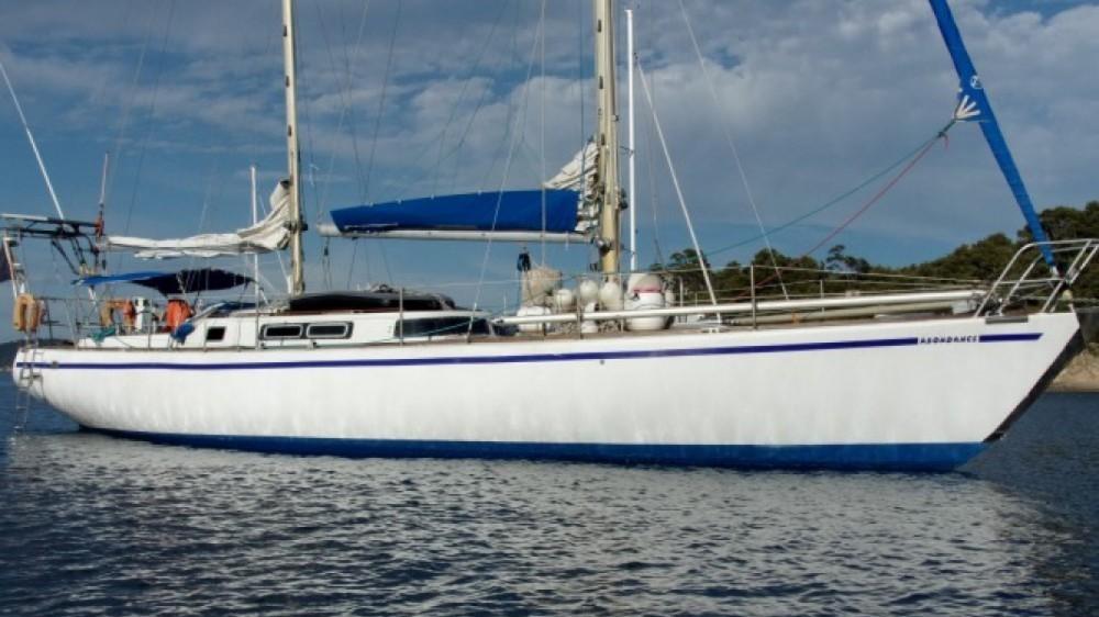 Noleggio barche Hyères economico Beaufort 16