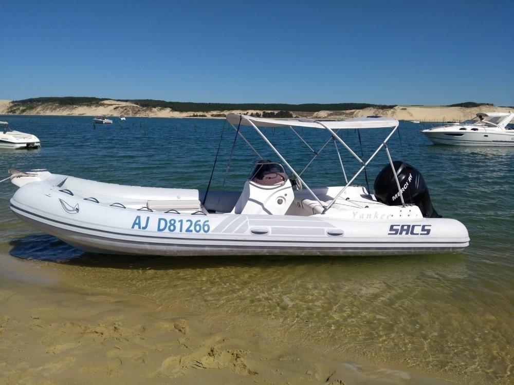 Noleggio barche Sacs Sacs S 640 Lège-Cap-Ferret su Samboat