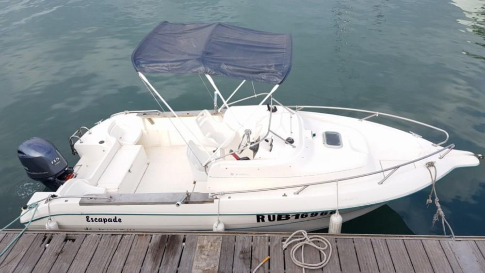 Noleggio barche Jeanneau Cap Camarat 615 WA Le Port su Samboat