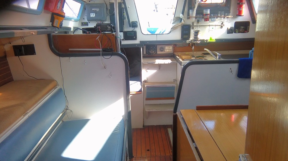Noleggio Barca a vela con o senza skipper Dufour Rochefort