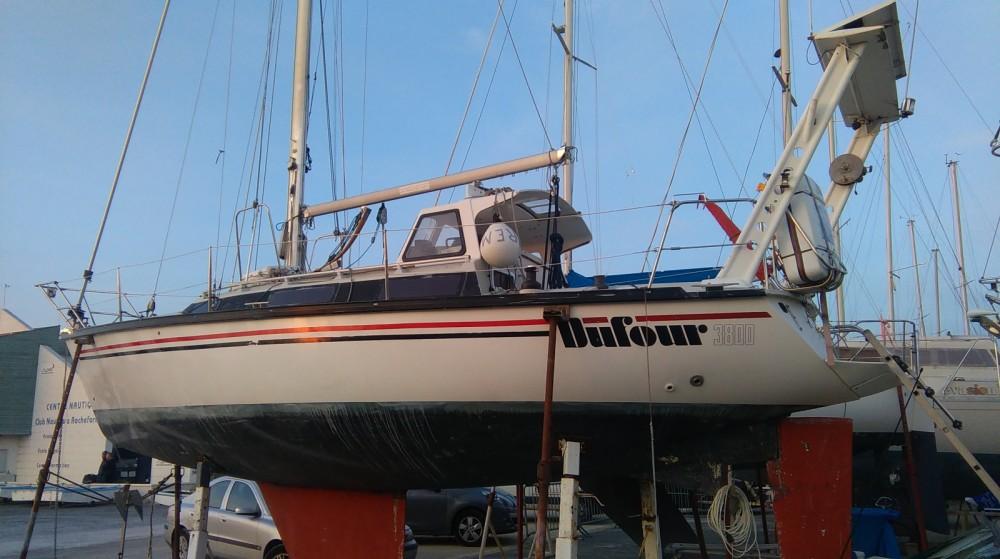 noleggio Barca a vela Rochefort - Dufour Dufour 3800
